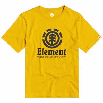 Element Vertical póló Old Gold