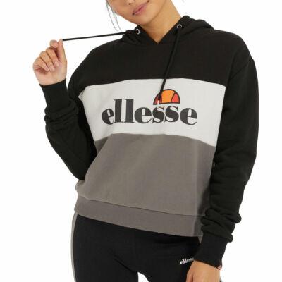 Ellesse Allesandro Crop kapucnis pulóver Black