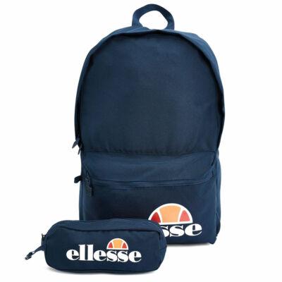 Ellesse Rolby hátizsák és tolltartó csomag Navy