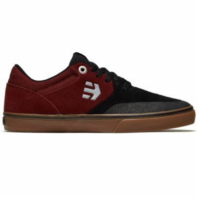 Etnies Marana Vulc cipő Black Red Beige