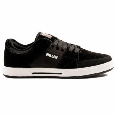 Fallen Trooper Chris Cole cipő Black White