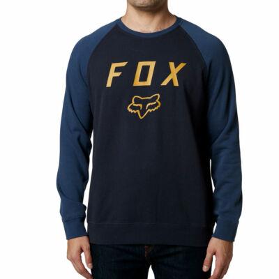 Fox Legacy Crew pulóver Light Indigo