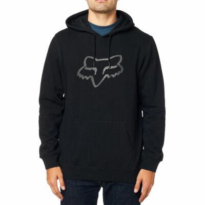 Fox Legacy Foxhead kapucnis pulóver Black Black