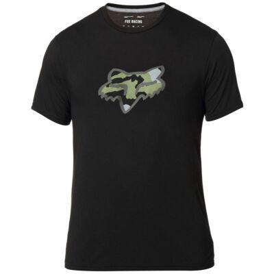 Fox Predator Tech technikai póló Black
