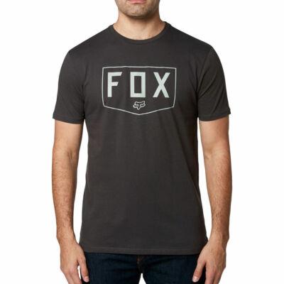 Fox Shield Premium póló Black Green