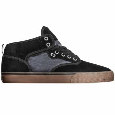 Globe Motley Mid cipő Black Gum White