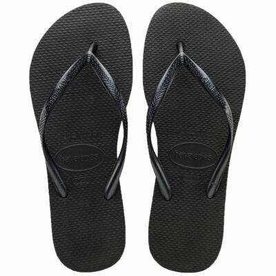Havaianas Slim papucs Black