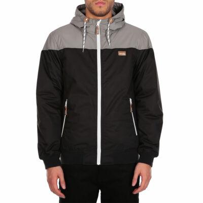 Iriedaily Insulaner kabát Charcoal