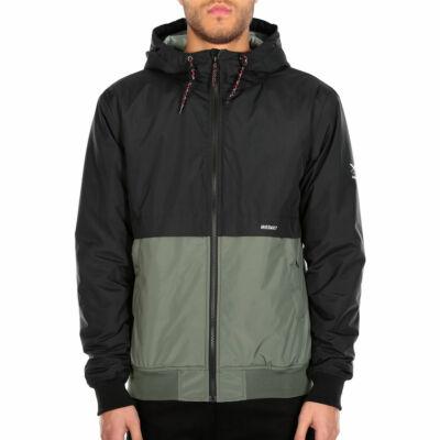 Iriedaily Rewind kabát Black