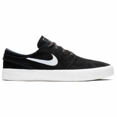 Nike SB Stefan Janoski RM cipő Black White-Thunder Grey-Gum