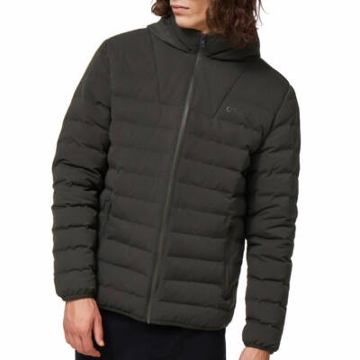 Oakley Diversify Puffer kabát New Dark Brush