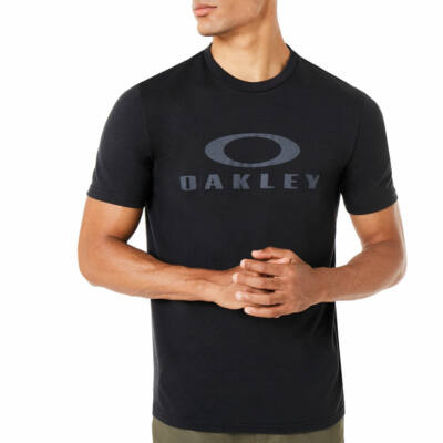 Oakley O Bark póló Blackout