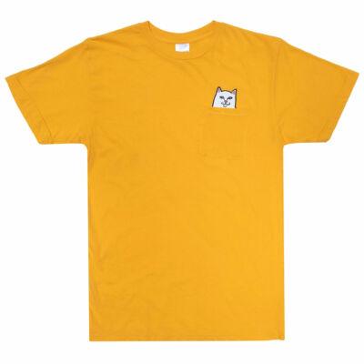 Ripndip Lord Nermal Pocket póló Gold
