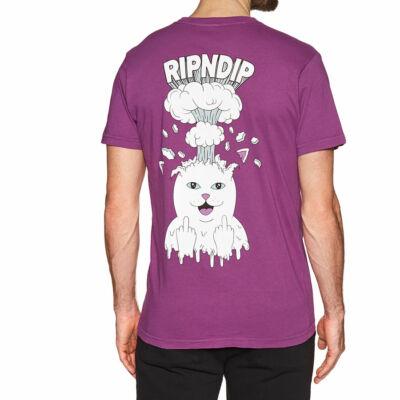 Ripndip Mind Blown póló Purple