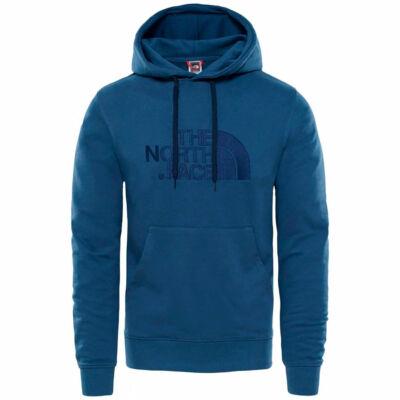 The North Face Drew Peak kapucnis pulóver Blue Wing Teal