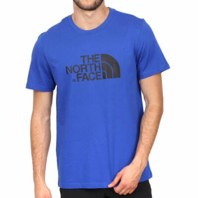 The North Face Easy póló Clear Lake Blue
