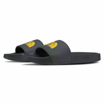 The North Face Base Camp Slide II papucs Darks Shadow TNF Yellow