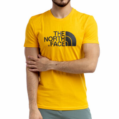 The North Face Easy póló Summit Gold