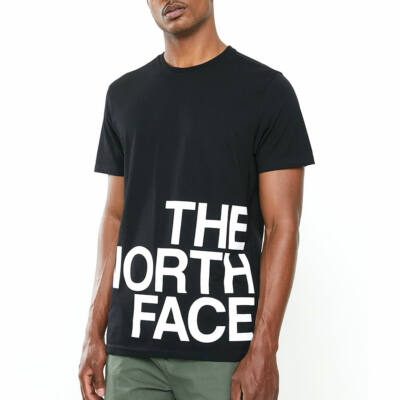The North Face Graphic Flow 1 póló TNF Black TNF White