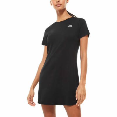 The North Face Simple Dome Dress ruha TNF Black