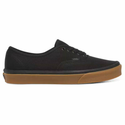 Vans Authentic 12oz Canvas cipő Black Gum