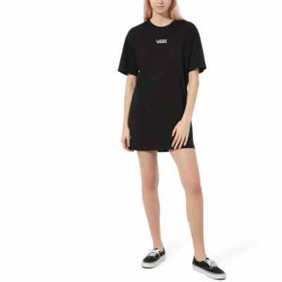 Vans Center Vee Tee női ruha Black