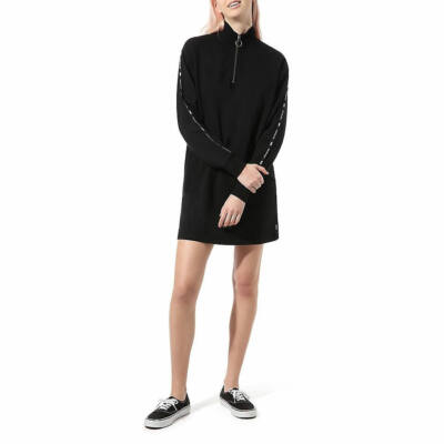 Vans Chromoed Mock Dress női ruha Black