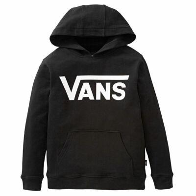 Vans Classic Boys gyerek kapucnis pulóver Black