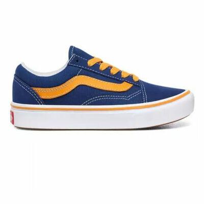 Vans Old Skool Comfycush gyerek cipő Pop True Blue Cadmium Yellow