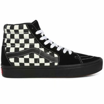 Vans Comfycush Sk8-Hi cipő Mixed Media Antique White Black
