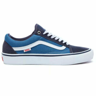 Vans Old Skool Pro cipő Navy White