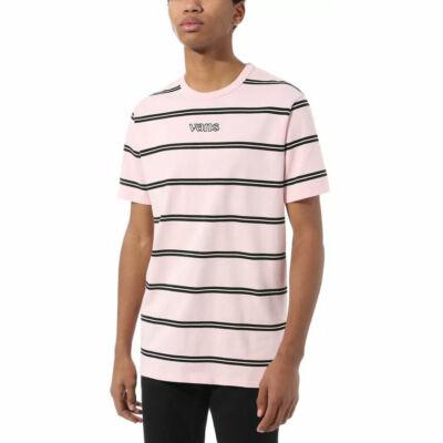 Vans Sixty Sixers Stripe póló Cool Pink