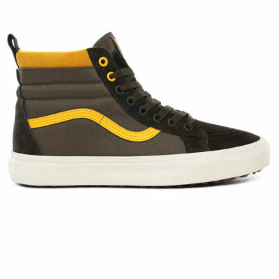 Vans Sk8-Hi Mte cipő Grape Leaf Lemon Chrome
