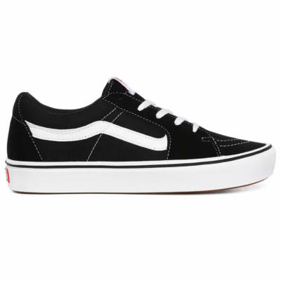 Vans Comfycush Sk8-Low cipő Black True White