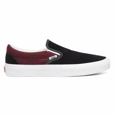 Vans Classic Slip-On P&C cipő Black Port Royale