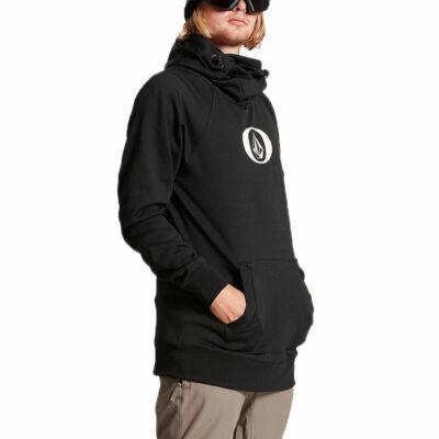 Volcom Hydro Riding kapucnis pulóver Black