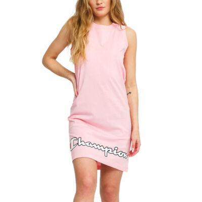 Champion Printed Logo Sleeveless Dress női ruha CNP