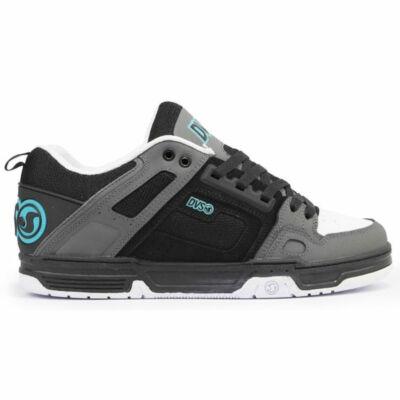 DVS Commanche cipő Black Charcoal Turquoise
