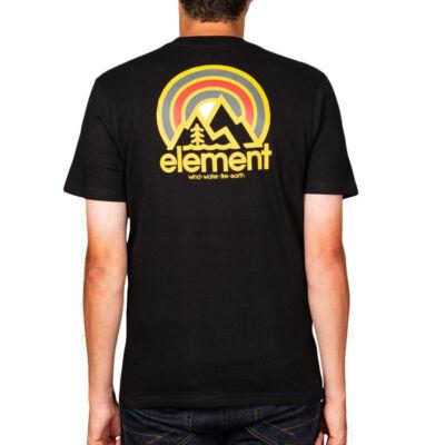 Element Sonata póló Flint Black