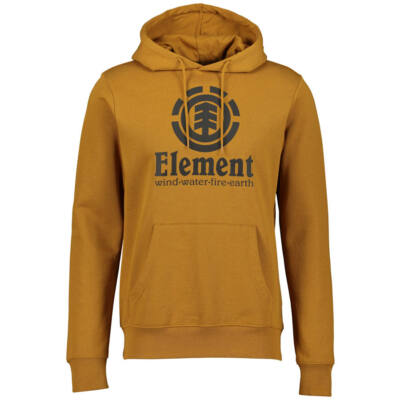 Element Vertical kapucnis pulóver Golden Brown