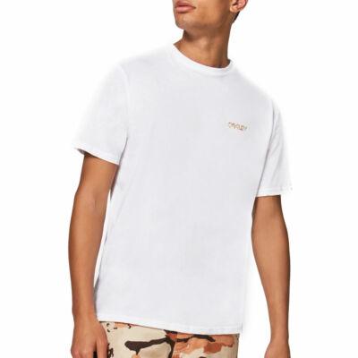 Oakley Camo Print póló White