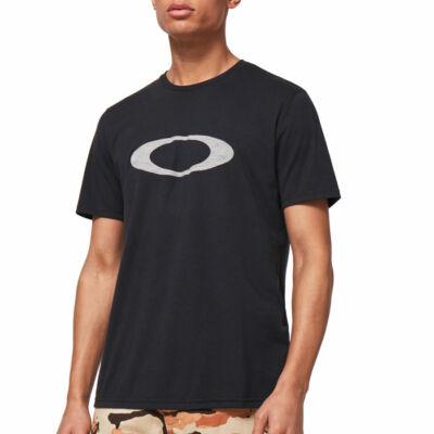 Oakley Embossed Ellipse póló Blackout