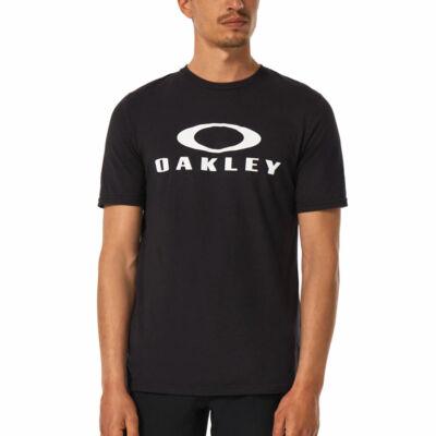 Oakley O Bark póló Black White