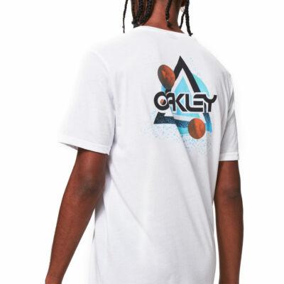 Oakley Space Polygon póló White