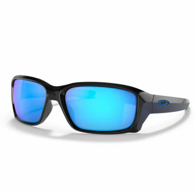 Oakley Straightlink napszemüveg Polished Black Prizm Sapphire