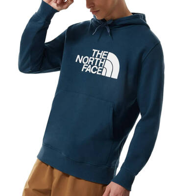 The North Face Drew Peak Light kapucnis pulóver Monterey Blue