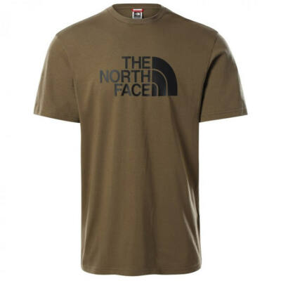 The North Face Easy póló Military Olive