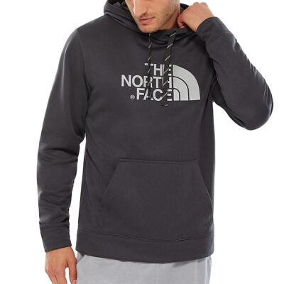 The Norht Face Surgent Halfdome kapucnis pulóver TNF Dark Grey Heather
