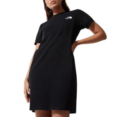 The North Face Tee Dress női ruha TNF Black