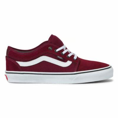Vans Chukka Low Sidestripe cipő Port White